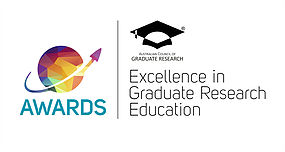 ACGR Excellence in Graduate Research Awards logo